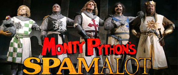 Monty Python's Spamalot at Benedum Center