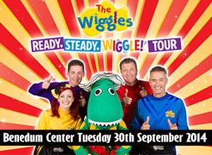 The Wiggles at Benedum Center