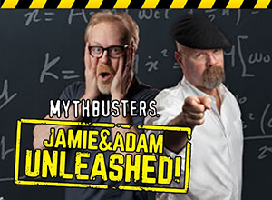 MythBusters: Jamie & Adam Unleashed at Benedum Center
