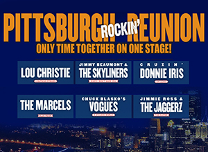 Pittsburgh Rockin' Reunion at Benedum Center