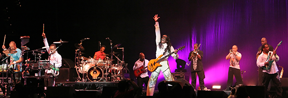 Earth, Wind & Fire at Benedum Center