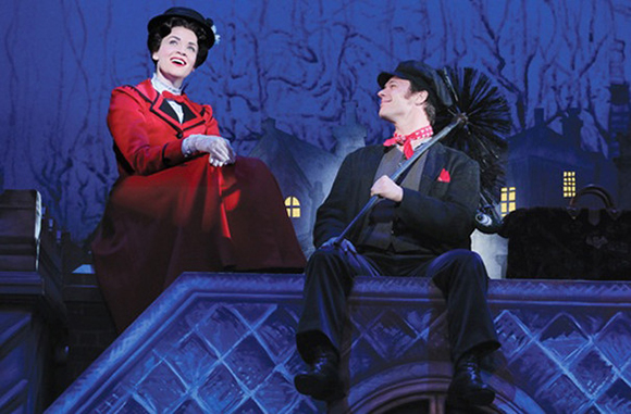 Mary Poppins at Benedum Center