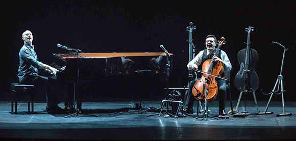 The Piano Guys at Benedum Center