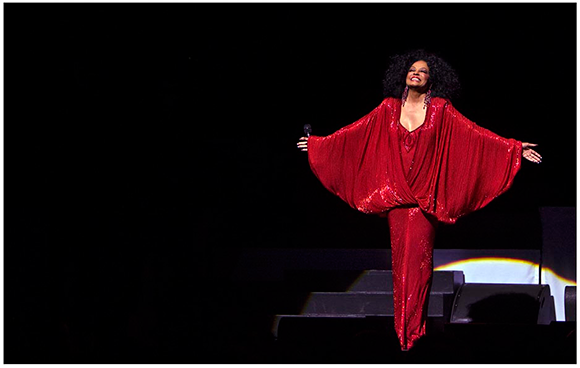 Diana Ross at Benedum Center