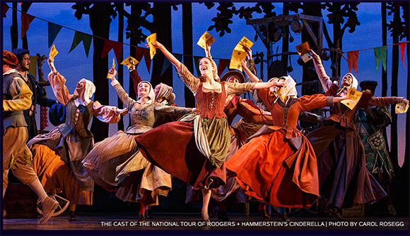 Rodgers and Hammerstein's Cinderella at Benedum Center