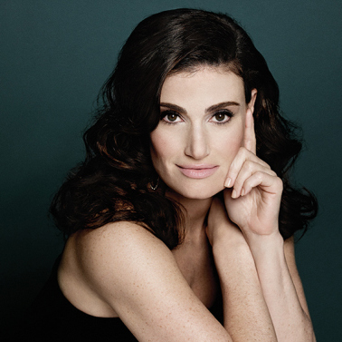 Idina Menzel at Benedum Center