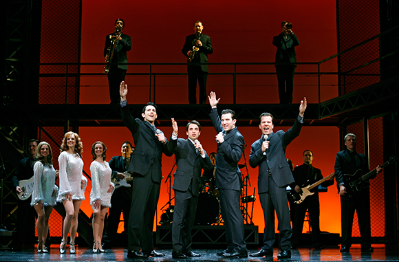 Jersey Boys at Benedum Center