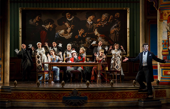 A Gentleman's Guide To Love and Murder at Benedum Center