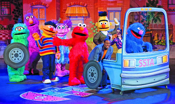 Sesame Street Live: Let's Dance at Benedum Center