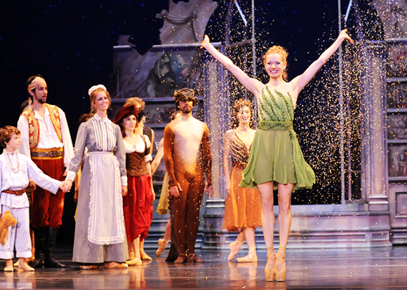 Pittsburgh Ballet Theatre: Peter Pan - Sensory Friendly at Benedum Center