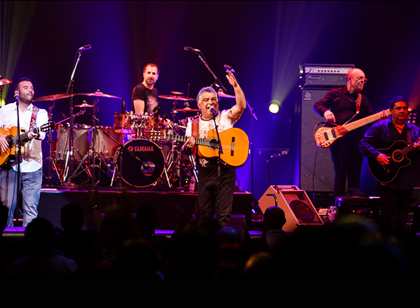 Gipsy Kings, Nicolas Reyes & Tonino Baliardo at Benedum Center