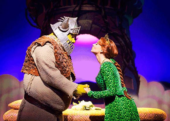 Shrek The Musical at Benedum Center
