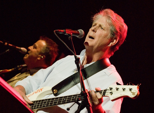 Brian Wilson at Benedum Center