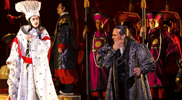 Pittsburgh Opera: Turandot at Benedum Center