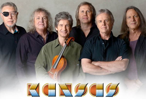 Kansas - The Band at Benedum Center