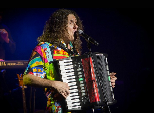 Weird Al Yankovic at Benedum Center
