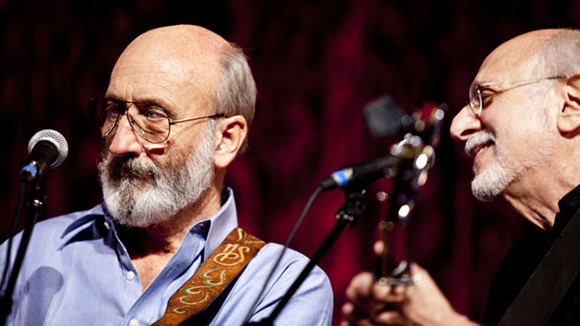 Peter Yarrow & Noel Paul Stookey at Benedum Center