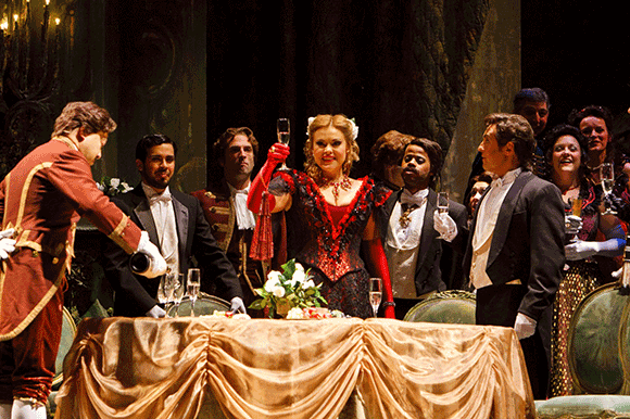 Pittsburgh Opera: La Traviata at Benedum Center