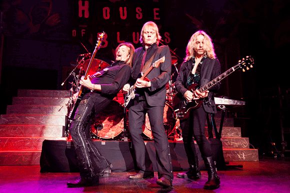 A Kevin Greene Celebration: Styx at Benedum Center