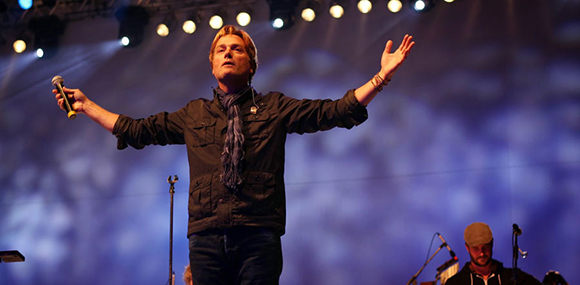 Michael W. Smith & Jordan Smith at Benedum Center