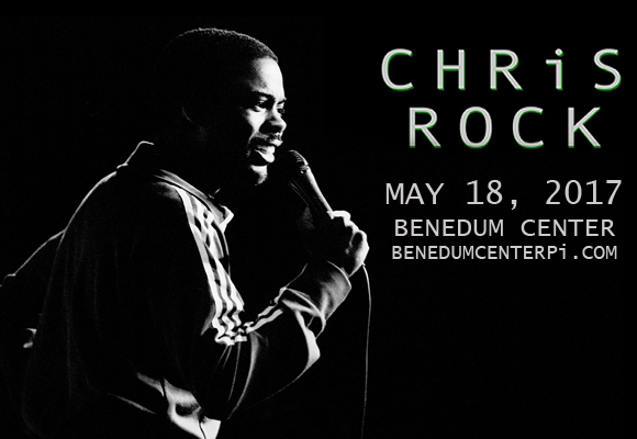 Chris Rock at Benedum Center