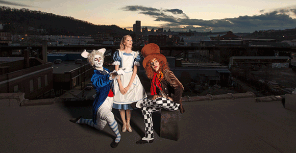 Pittsburgh Ballet Theatre: Alice In Wonderland at Benedum Center