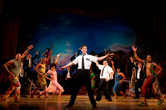 The Book Of Mormon at Benedum Center