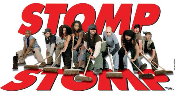 Stomp at Benedum Center
