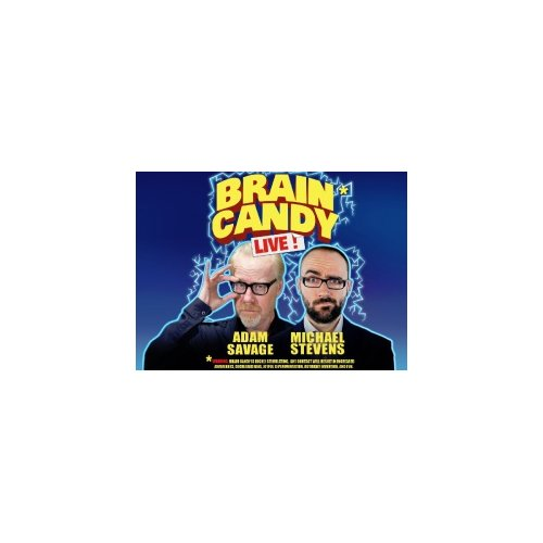 The Brain Candy Live Tour: Adam Savage & Michael Stevens at Benedum Center