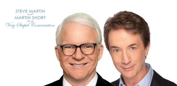Steve Martin & Martin Short at Benedum Center