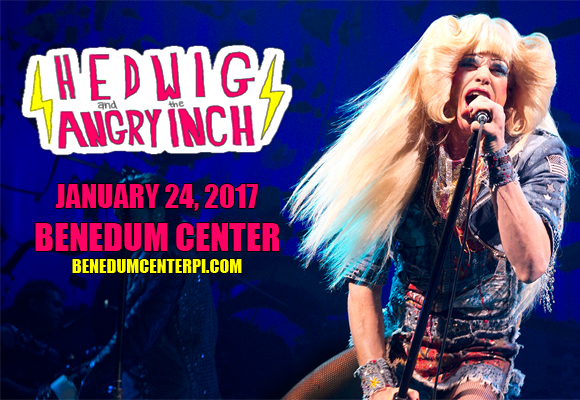 Hedwig and the Angry Inch at Benedum Center