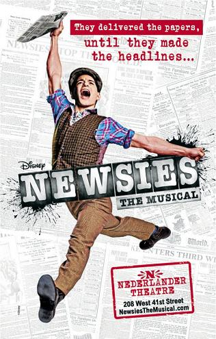 Newsies - The Musical at Benedum Center