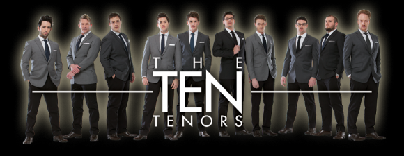 The Ten Tenors at Benedum Center