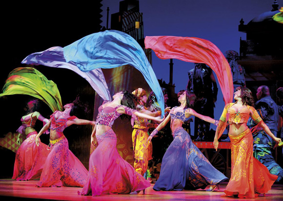 aladdin musical benedum center tickets