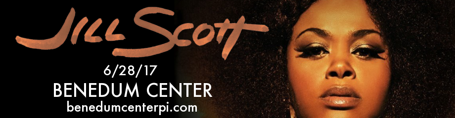 Jill Scott at Benedum Center