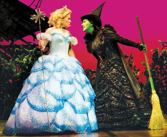 wicked the untold story of the witches of oz musical tickets