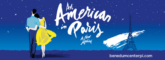 an american in paris benedum center