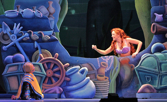 the little mermaid broadway tickets
