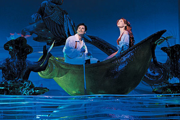 the little mermaid musical broadway tickets