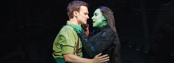 wicked broadway benedum theater tickets