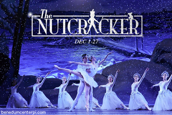 pittsburgh nutcracker live performance benedum center