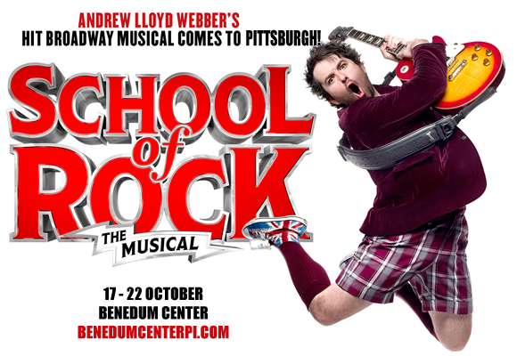 School of Rock Benedum Center