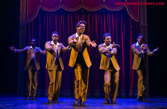 Motown The Musical broadway