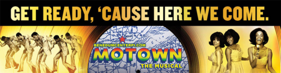 tickets for Motown The Musical