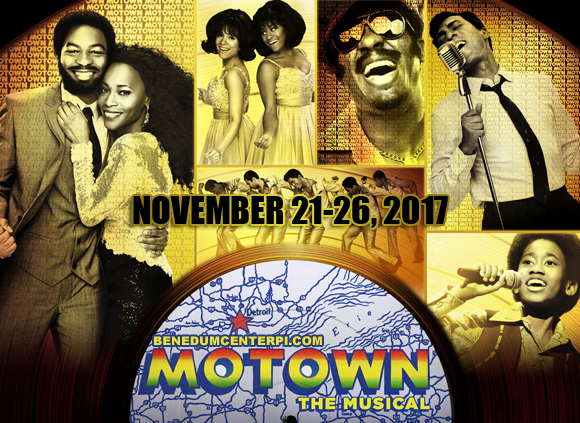 Motown The Musical At Benedum Center