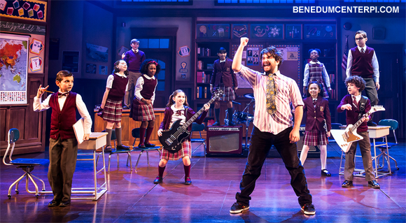 School of Rock Tickets At Benedum Center