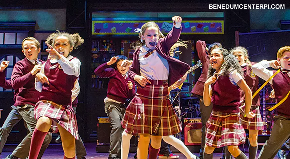 Benedum Center School of Rock