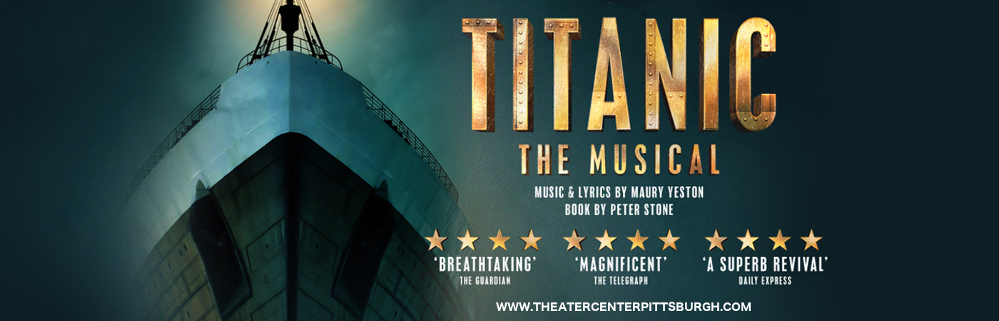 the titanic musical pittsburgh tickets