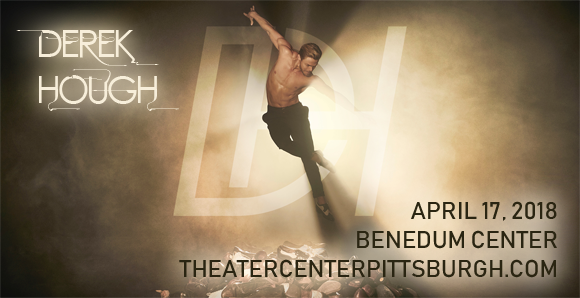 Derek Hough at Benedum Center