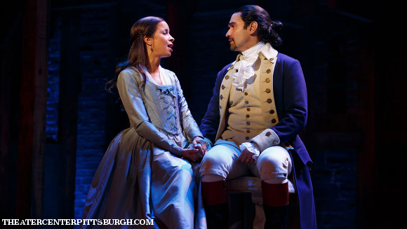 hamilton get tickets benedum center pittsburgh